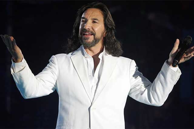 Roban dinero de la taquilla de un concierto de Marco Antonio Solis