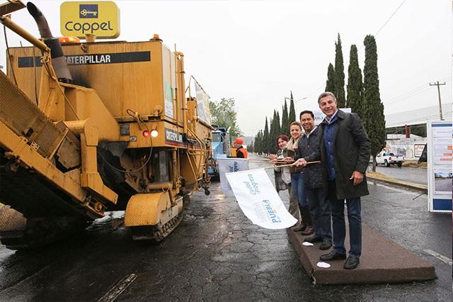 A 5 meses de inaugurado, autoriza Semarnat puente de Xonacatepec