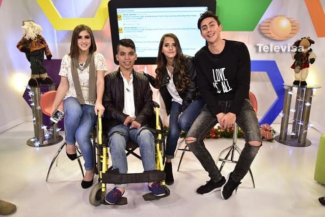 Programa de Tv aborda discriminación y bullying