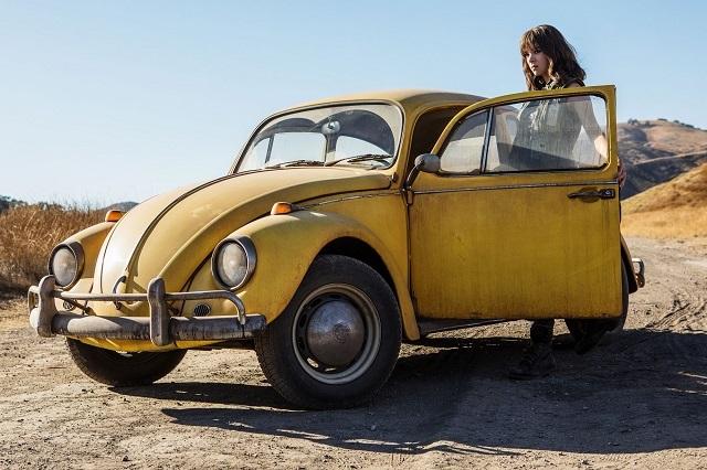 Lanzan primer avance de Bumblebee, el más entrañable de los Transformers