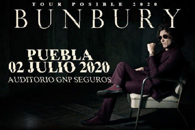 Auditorio GNP Seguros será la sede para inicio de gira de Enrique Bunbury
