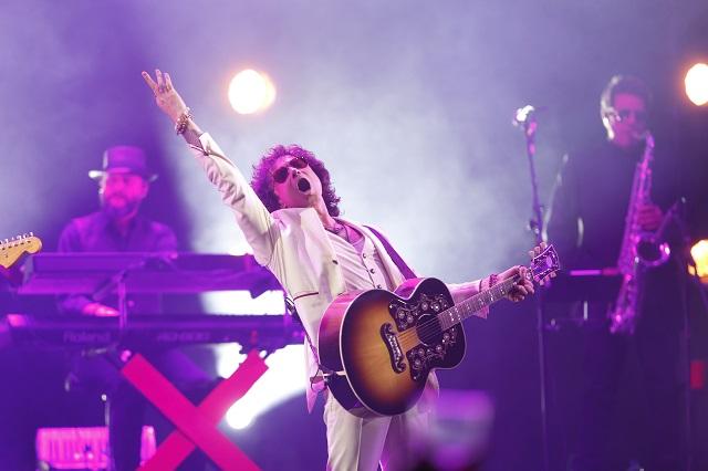 Enrique Bunbury iniciará en Puebla gira por Latinoamérica