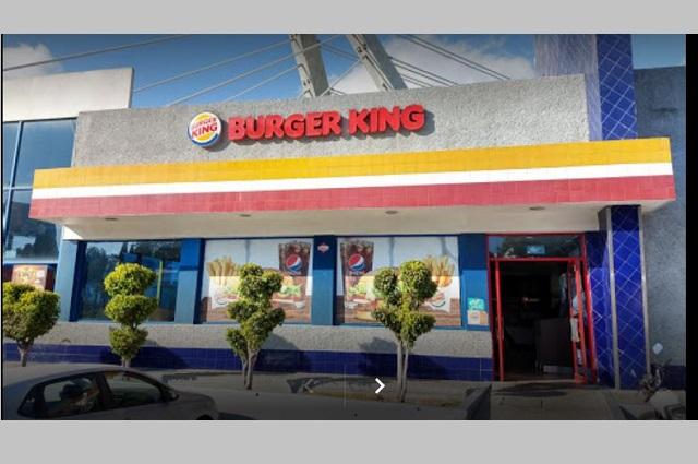 Pandemia provoca el cierre del Burger King de Loreto
