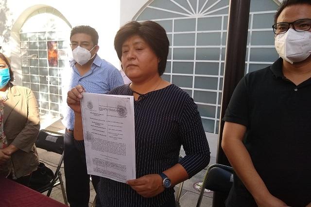 Sindicato de burócratas de Tehuacán da seguimiento a temas inconclusos