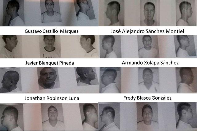 Escapan 11 reos de penal de Huejotzingo pero capturan a 3