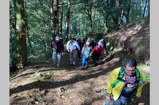 Continua búsqueda de Angie Landa en Chignautla