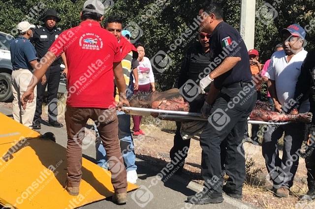 Cuatro muertos y siete heridos por explosión de polvorín en Alpuyeca