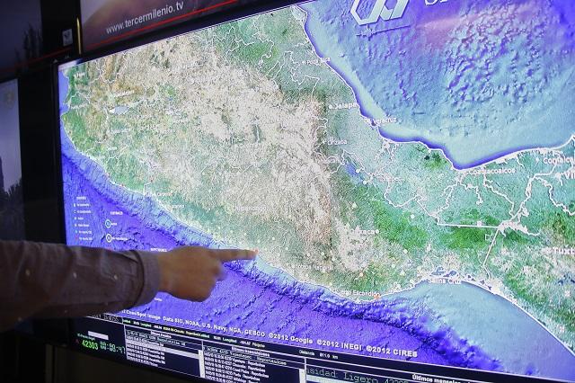 Amenaza racha de incendios forestales a zonas de Puebla