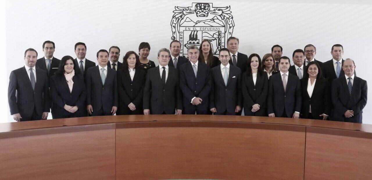 Morenovallistas dominan el gabinete de Gali Fayad