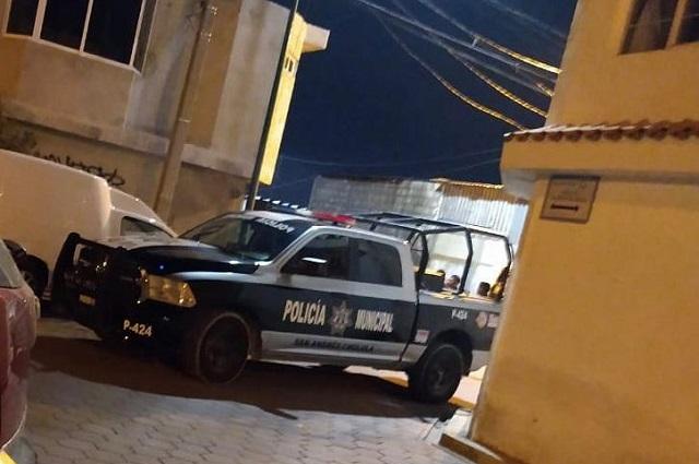 De un disparo se suicida en San Antonio Cacalotepec