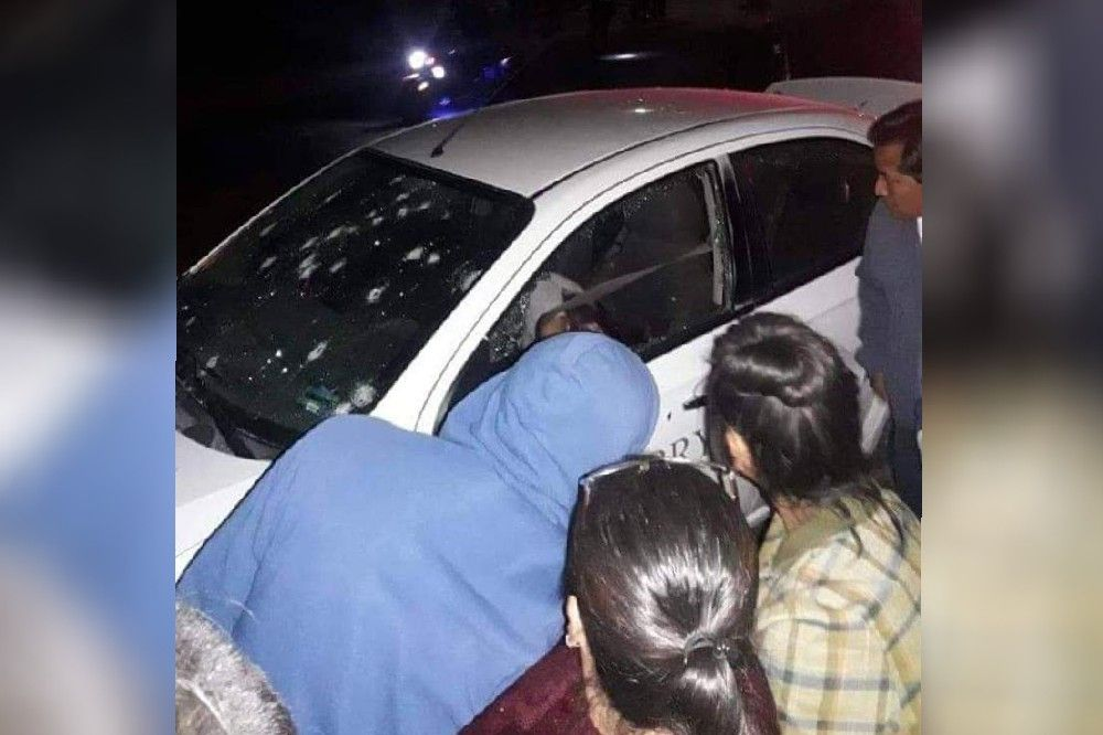 Ejecutan en Acajete a un conductor sobre la Puebla-Tehuacán