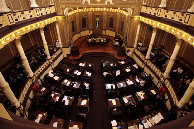 Fondos por venta de inmuebles deben ir a obra social: Congreso