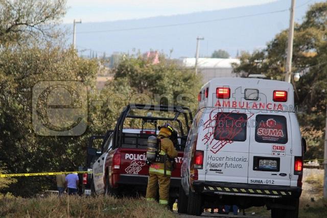 Hallan cadáver encobijado en límites Puebla - Tenancingo