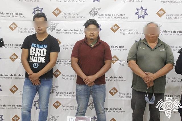 Ex policía municipal vendía armas y drogas en Puebla