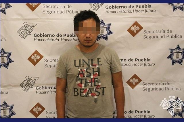 Capturan a narcomenudista que operaba a través de redes sociales