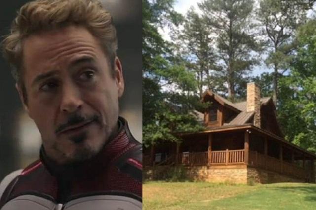 Cabaña que usó Tony Stark en Avengers Endgame en renta por Airbnb