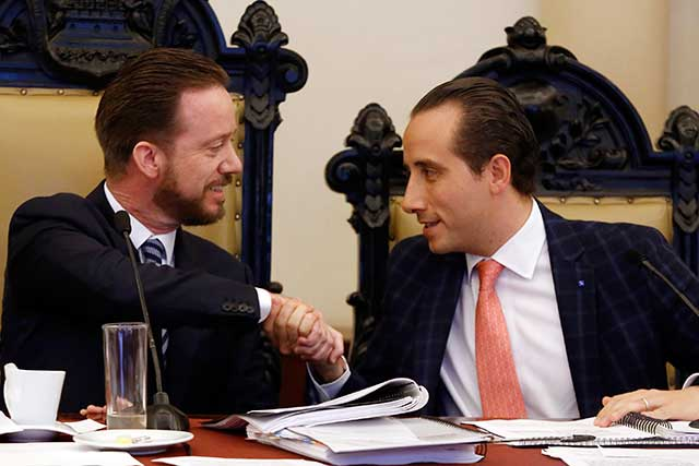 Ni hubo mala relación con Banck ni dejo el PAN: Mario Riestra