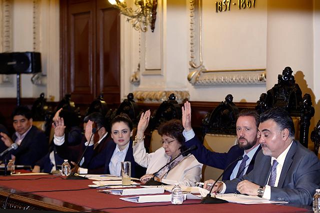 Aprueba el cabildo poblano el Tribunal de Justicia Administrativa