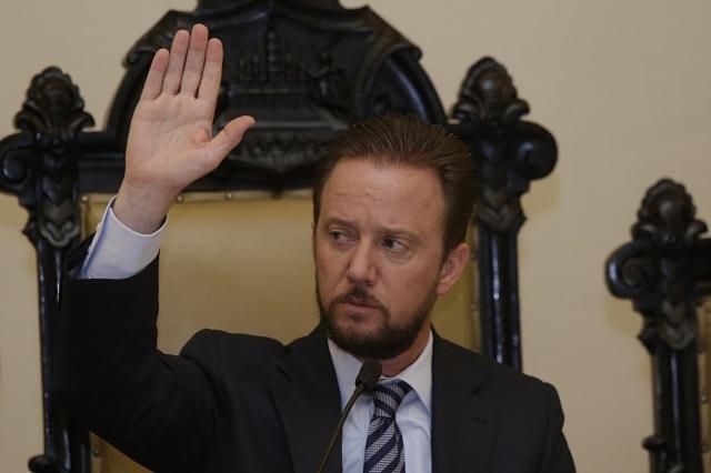 Buscará Banck sumar su experiencia en gabinete de Alonso Hidalgo