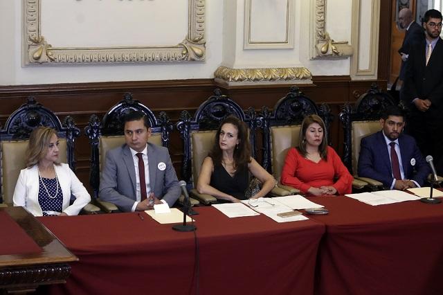 Para Morena la mayoría de comisiones en cabildo de Puebla