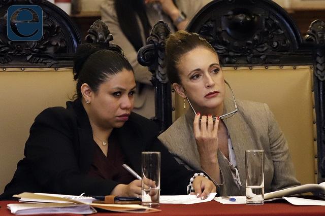 Regidores del PAN piden investigar corrupción en Ayuntamiento de Puebla