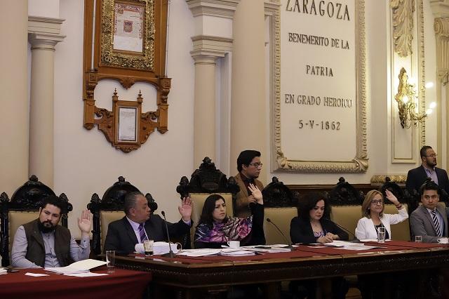 Se propone Cabildo el rescate de la concesión del agua en Puebla