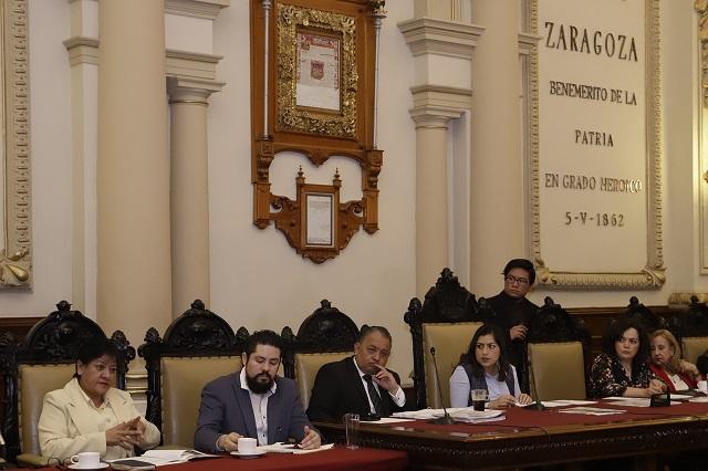 Por denuncias de moches, regidores hacen comité anticorrupción