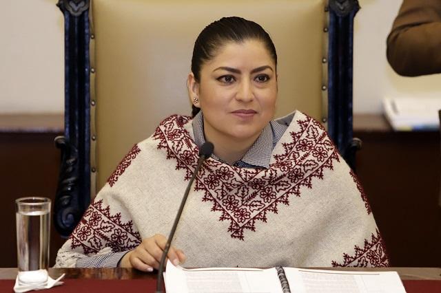 Por molestia social, Claudia Rivera no acudirá a foro en China
