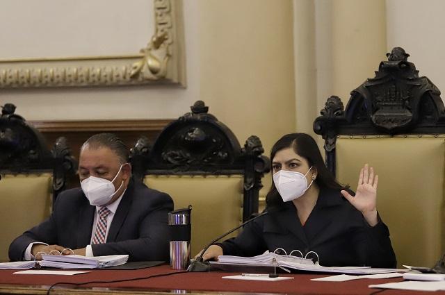 Pese a críticas de subejercicio,  aprueban finanzas de Rivera