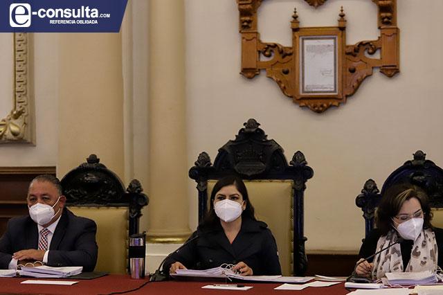 Aprueban de panzazo finanzas de Puebla capital y ven subejercicio