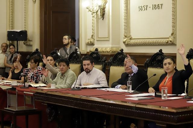 Pasa entre reclamos la cuenta pública 2018 de Rivera Vivanco