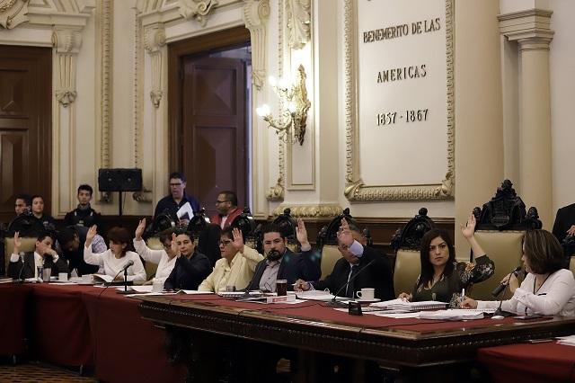 Sancionan a regidor por faltar a Comisión del Cabildo, en Puebla