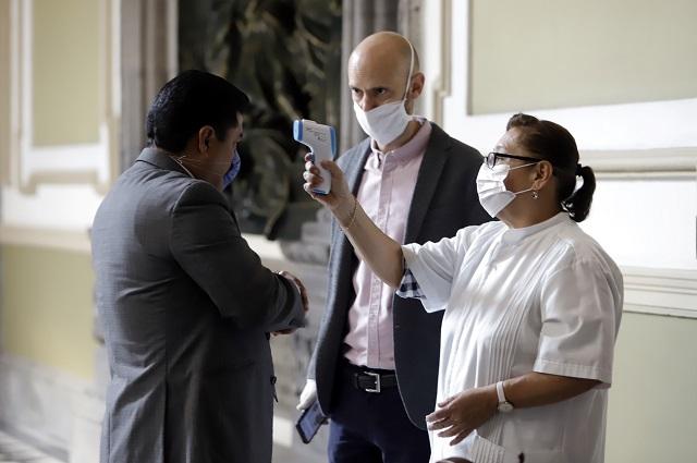Son 40 los casos Covid-19 en el Ayuntamiento de Puebla