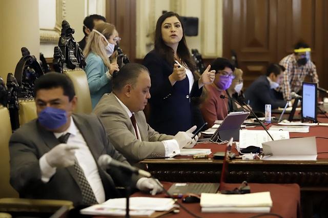 Conflictos con Barbosa por su estilo de hacer política: Claudia Rivera
