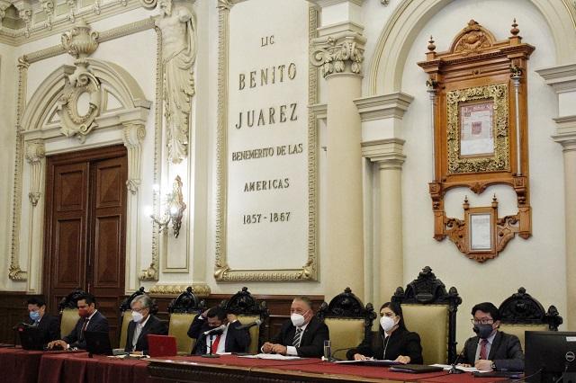 Abandonan Cabildo 5 regidores para participar en elecciones