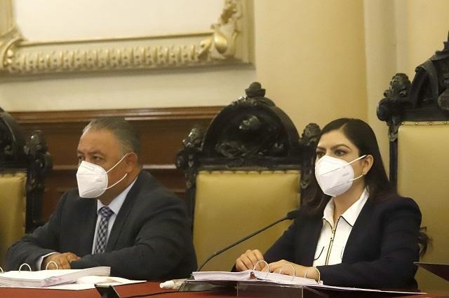Avalan finanzas de ayuntamiento de Puebla con críticas de regidores
