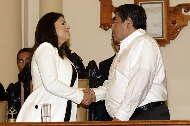 Pide Barbosa a Rivera denunciar corrupción con Banck