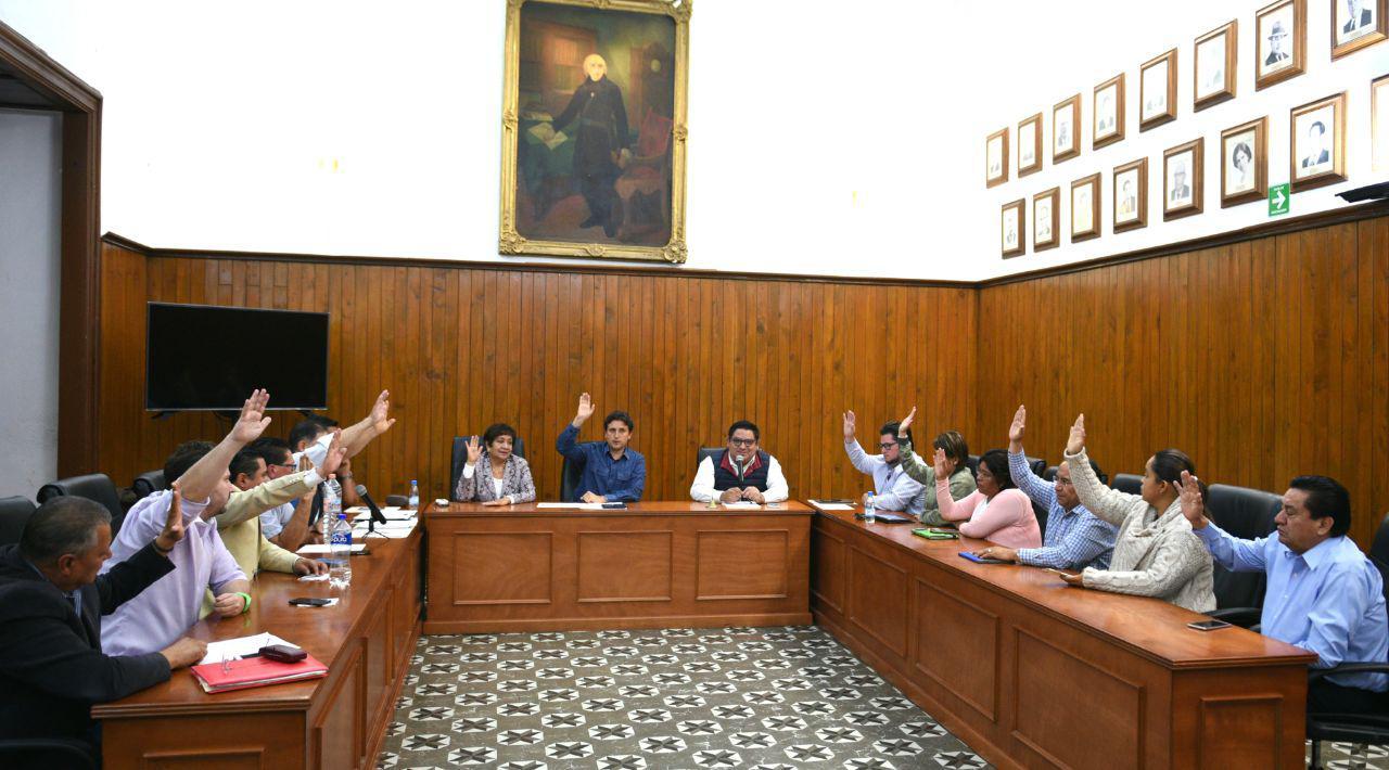 Congela impuestos San Pedro Cholula para el 2018