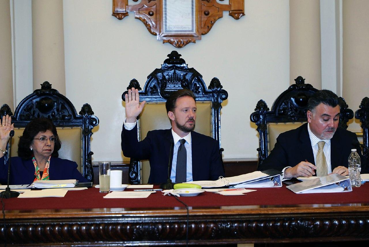 Regidores de Puebla aprueban Cuenta Pública 2017, por unanimidad