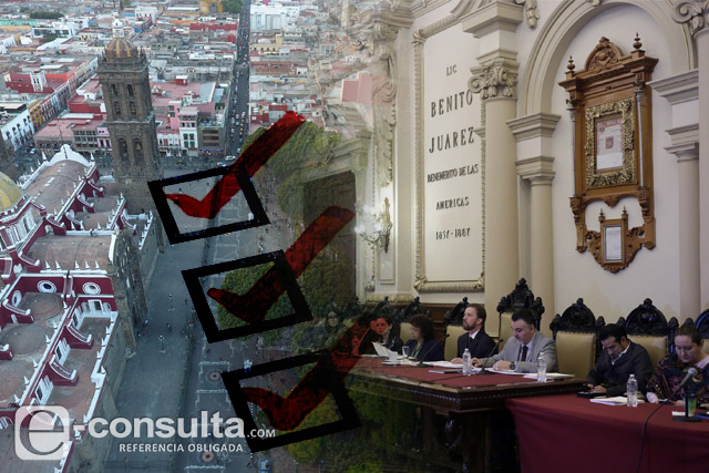 A prueba, plan para hacer peatonal el centro de Puebla