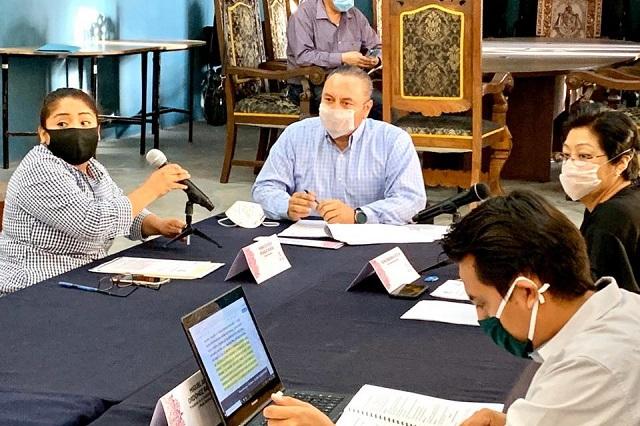 En Atlixco urgen creación de comité para protección del patrimonio