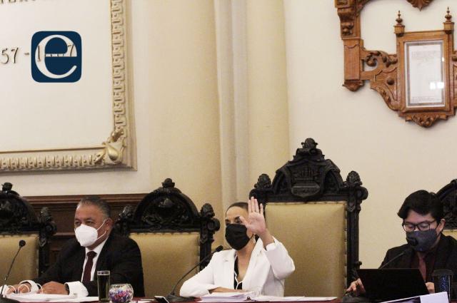 Cabildo de Puebla avala cuentas de abril; reiteran subejercicio
