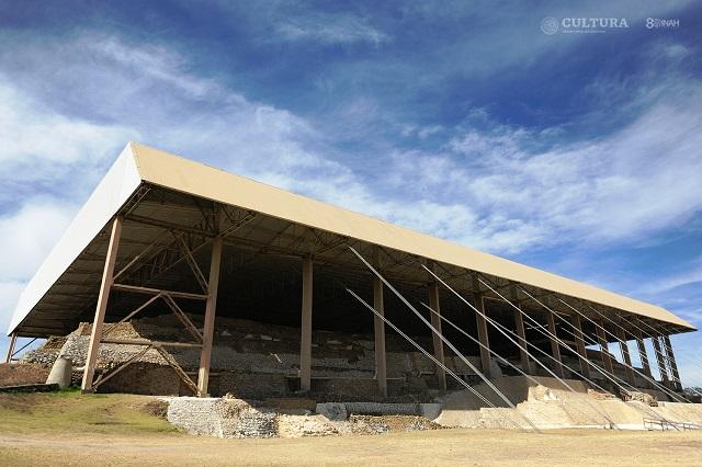 Con estas medidas reabren Zona Arqueológica de Cacaxtla-Xochitécatl