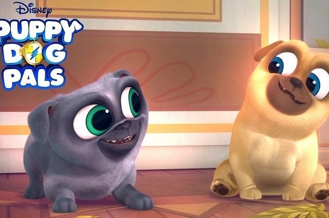Llega nueva temporada de Puppy Dog Pals a Disney Junior