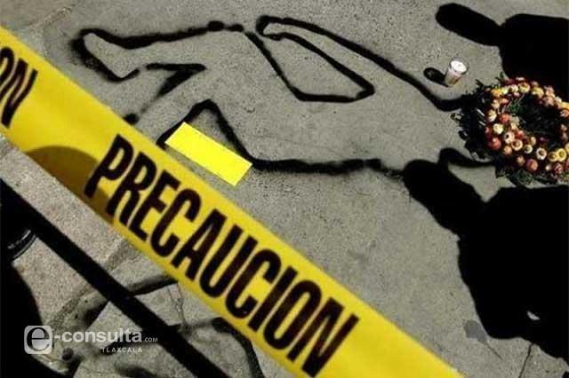Hombre fallece desnucado en jardinera de San Pedro Cholula