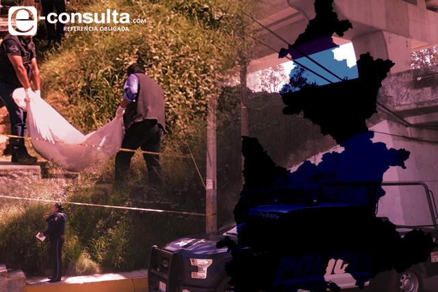 Tres cadáveres decapitados hallan en Barranca Honda