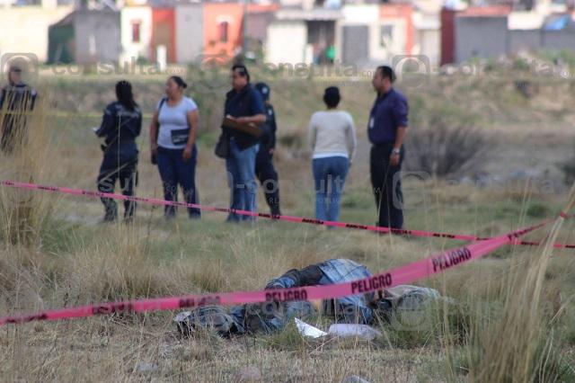 Hallan cuerpos putrefactos en Tehuacán y en Tecali
