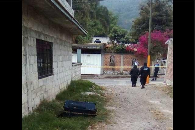 Encuentran en Nogales cadáver de mujer dentro de una maleta