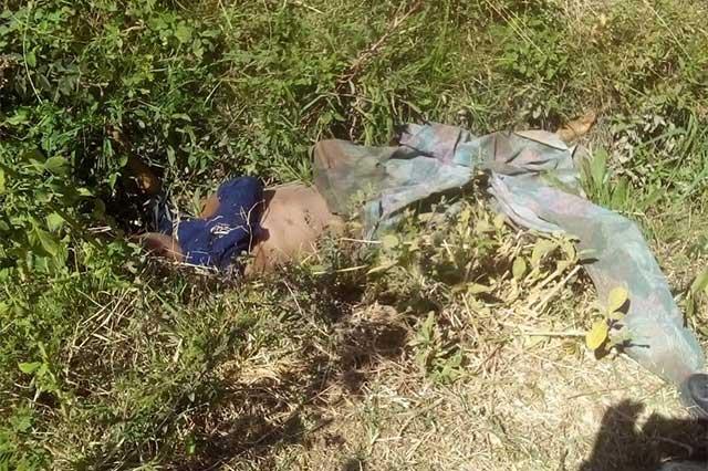 Encuentran cadáver de mujer que habría sido asesinada a golpes