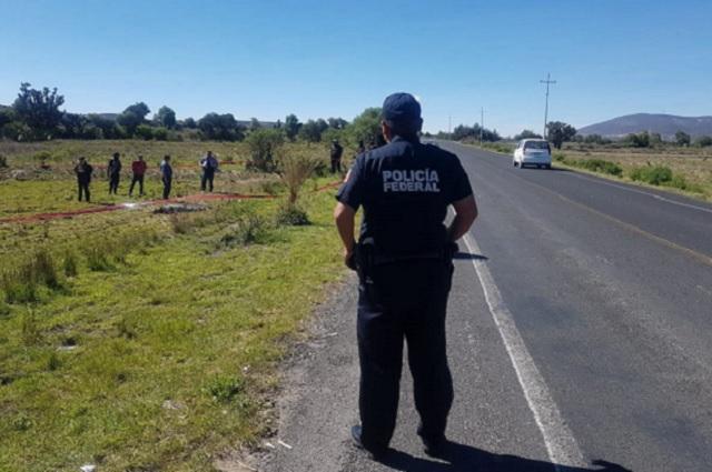 Hallan cadáver de un hombre a orillas de la Cuacnopalan-Cañada